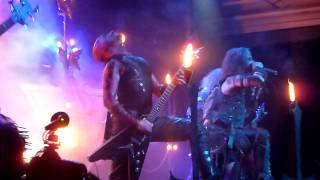 WATAIN A Fine Day To Die ( Bathory cover ) live @Munchenbryggeriet  STOCKHOLM 11/04/2011