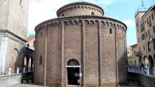 preview picture of video 'Rotonda di San Lorenzo, Mantua, Lombardy, Italy, Europe'