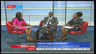 WORLDVIEW: Youth and Leadership - 15th February, 2017