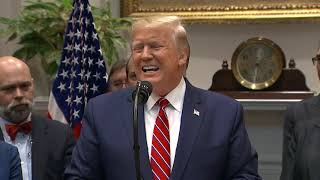 """""""BE QUIET"""" President Trump DEMANDS That a Reporter Show Respect To Him and The Office"""