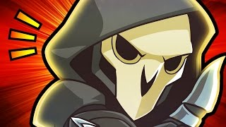 Overwatch | 28 Fast Facts About Reaper