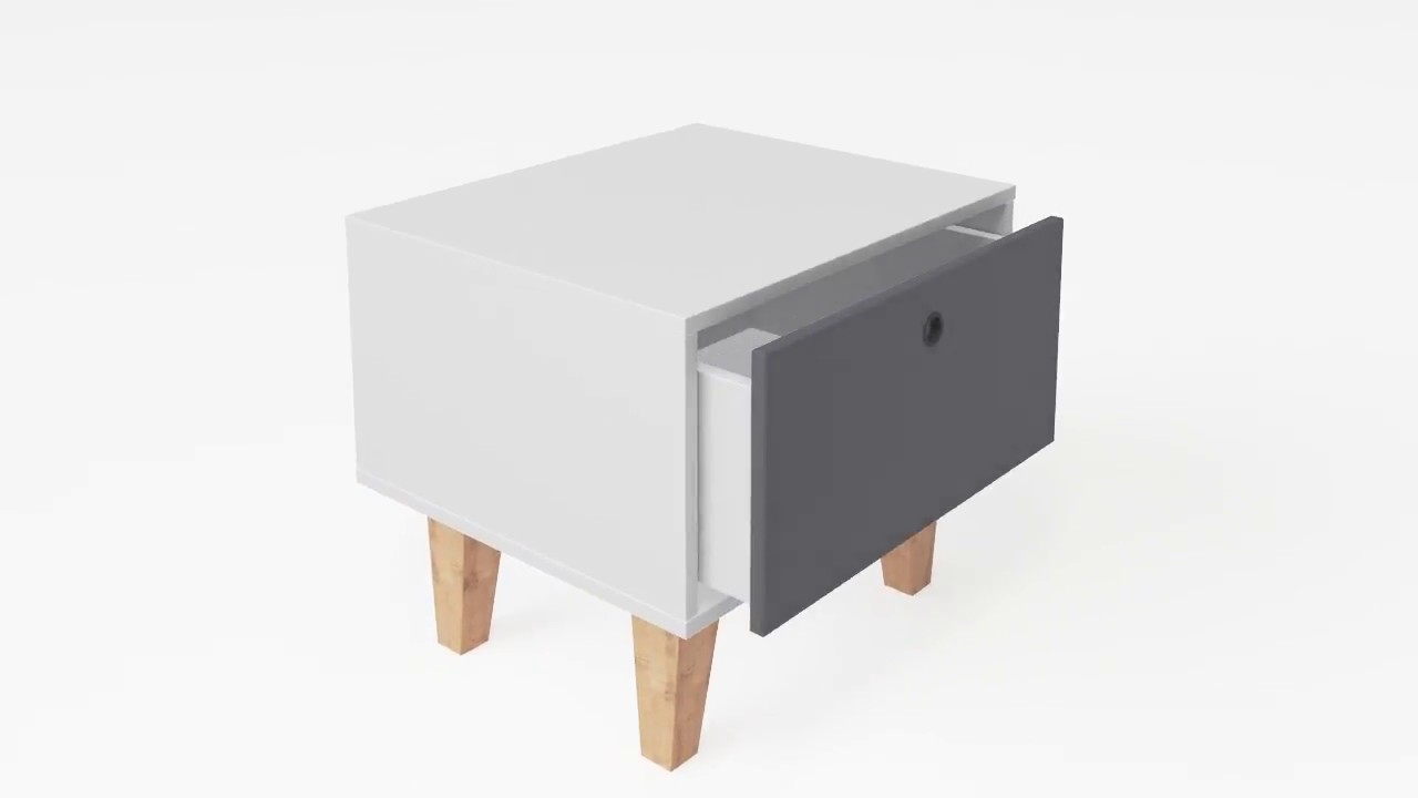 Concept Bedside Table