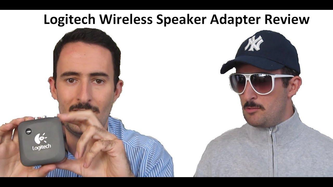 Logitech Wireless Speaker Adapter Review: Gizmodo Reader Video