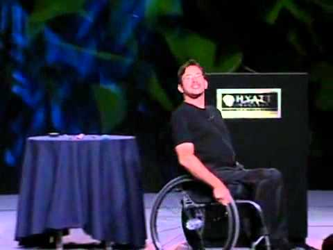 Mike Schlappi- Paralympic Gold Medalist & Keynote Speaker