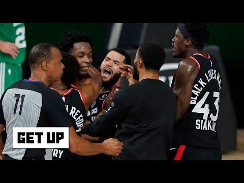 Raptors vs. Celtics Game 3 reaction and analysis | Get Up