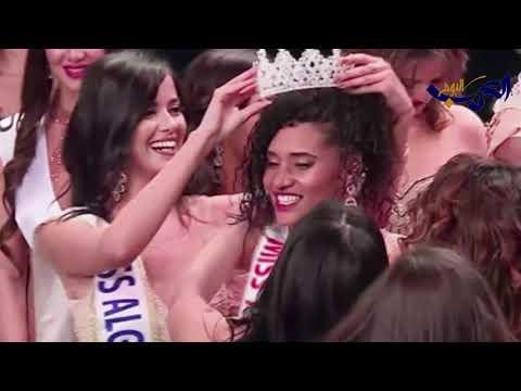 العرب اليوم - شاهد : اختيار خديجة بن حمو ملكة جمال الجزائر 2019 يُثير جدلًا على