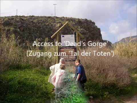 Zakros - Dead's Gorge