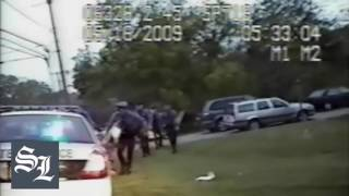 State Police video captures troopers slamming man to ground, punching him repeatedly