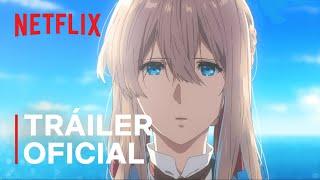 Violet Evergarden: La película (EN ESPAÑOL) | Tráiler oficial  Trailer