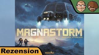 Magnastorm - Brettspiel - Review