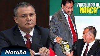 """""""García Luna está vinculado al Narco y al Chapo Guzmán"""" - Noroña"""