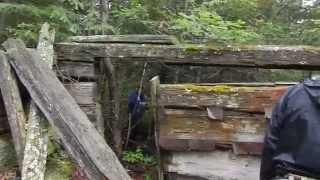 Spaulding Lake cabin