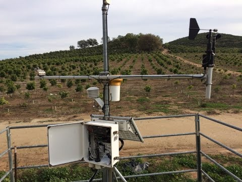 Campbell Scientific Dataloggers + Valarm Tools Cloud for Industrial IoT & Remote Sensor Monitoring