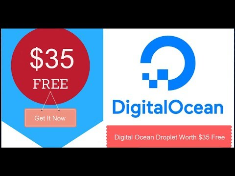 How to Get $35 Free in Digital Ocean and Buy Digital Ocean Products (VPS, Cloud Storage)