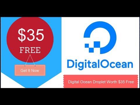 How to Get $35 Free in Digital Ocean and Buy Digital Ocean Products (VPS, Cloud Storage)