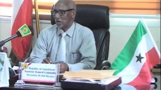 preview picture of video 'Xukuumadda Sheegtay In ay Waddahadal La Bilaabayso Siyaaasi Cali Khaliif'