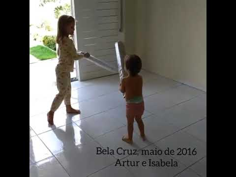 Artur e Isabela - Bela Cruz