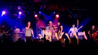 Dance Gavin Dance - The Robot With Human Hair Pt. 4 (All Stars Tour, Atlanta)