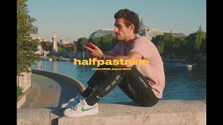 Oscar Anton - Halfpastnine