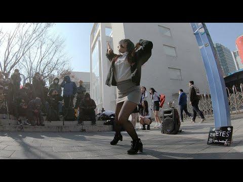Flashback | 애프터스쿨 - 댄스팀 아이즈(EYES) 소현 홍대버스킹 chulwoo 직캠(Fancam…