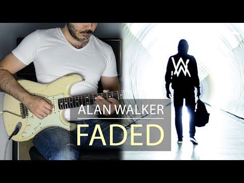 Alan Walker - Faded - Electric Guitar Cover by Kfir Ochaion - כפיר אוחיון