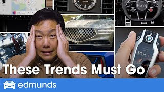 Car Design Trends That Need to Stop