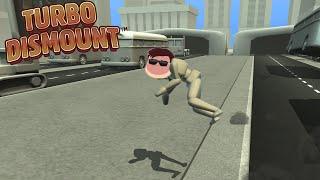 Turbo Dismount - SO TIRED