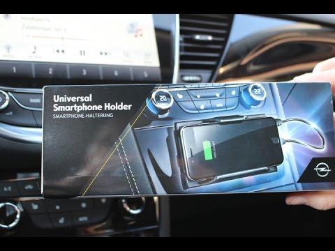 Opel Astra K PowerFlex Smartphone-HalterungAutohaus Thiede GmbH |German