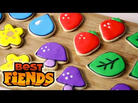 How to Make BEST FIENDS Cookies! Feast of Fiction S5 Ep10