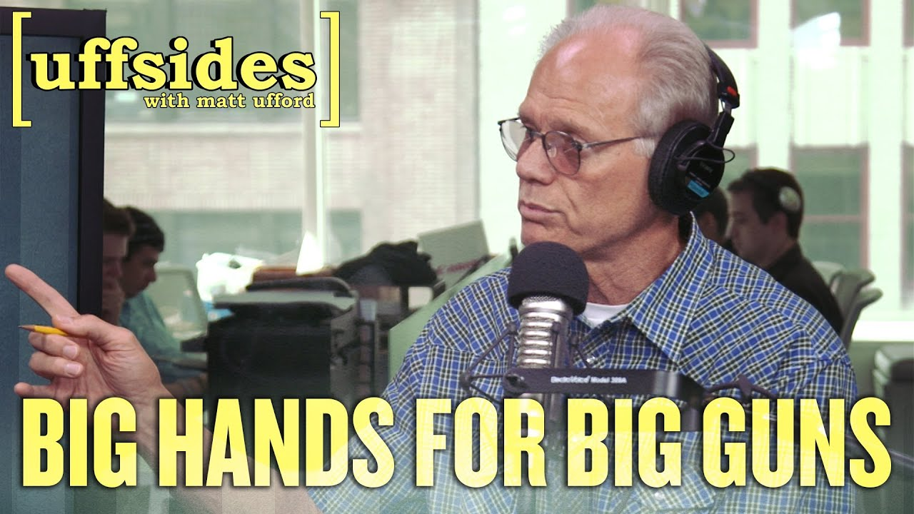 Fred Dryer: Big Guns for Big Hands - Uffsides Ep. 28 Breakout thumbnail