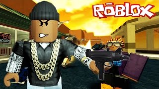 ROBLOX IN THE HOOD