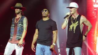 "Florida Georgia Line ""Hot In Here'Cruise"" (WNelly) Live @ BB&T Pavilion"