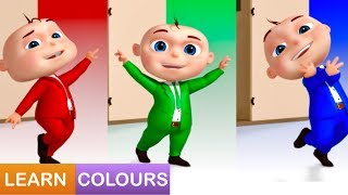 Learn Colors With Baby Dress (Single) | Learn Colours For Kids | Videos For Toddlers