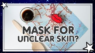 How to: face mask for unclear skin - MonStyle