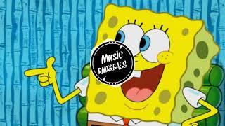 spongebob squarepants theme song remix tik tok - TH-Clip