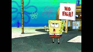 Spongebob Squarepants - Striking Speech