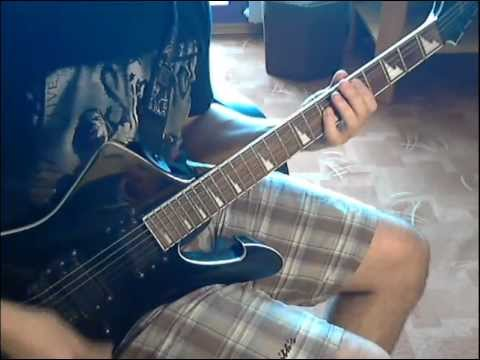 Three Days Grace - Give it to me Cover