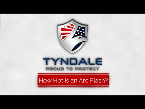 How Hot is an Arc Flash?