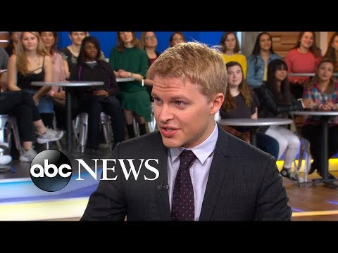 Ronan Farrow on the 'transformation' in America