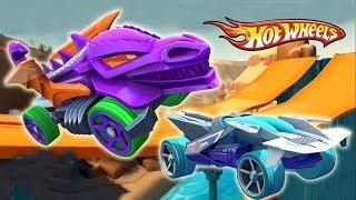 Машинки для мальчиков крутое прохождение Hot Wheels уровень ИЗБРАННЫЕ игры про машинки для детей