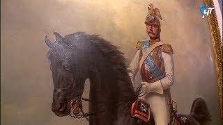 Музей изобразительных искусств представил отреставрированный конный портрет Николая I