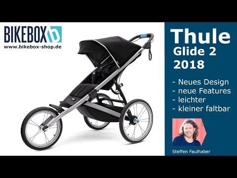 Thule Glide 2 2018 Jogger Kinderwagen