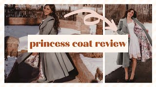 Princess Coat By Charm Patterns PATTERN REVIEW