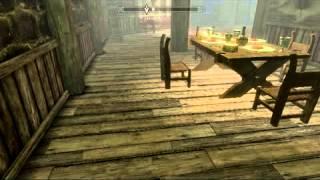 Преследование Дом Мерсера Skyrim