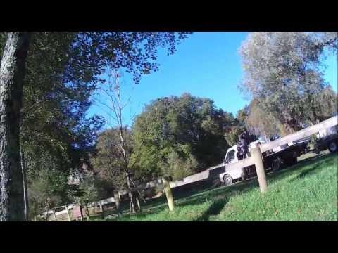 Empoissonnement Crapodrome Etang de la Fougeraie Bourgogne - France