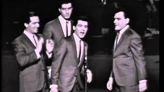 Frankie Valli and The Four Seasons - live Big girls don't cry 1964