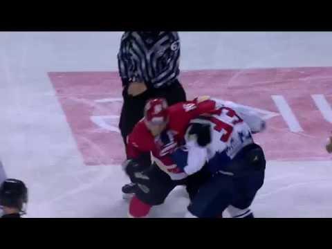 Tobias Viklund vs. Kirill Vorobev