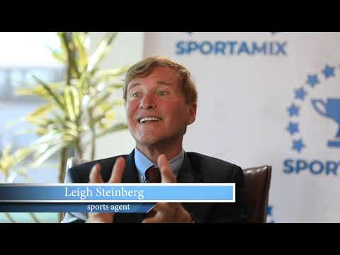 Leigh Steinberg: Reach around the world with Sportamix!