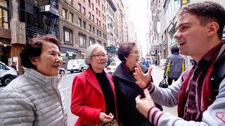 White Guy Learns Korean In 24 Hours, Shocks Korean Locals