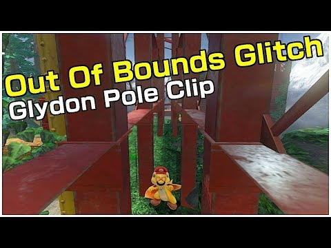 OUT OF BOUNDS GLITCH - GLYDON POLE CLIP (Wooded Kingdom